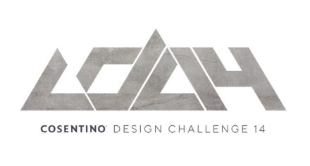 Logo of the 14th Cosentino Design Challenge.