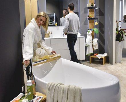 Wohnlich wünschen sich die Gäste das Badezimmer nicht nur zuhause, sondern auch im Hotel.