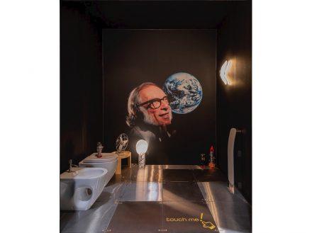 Heatile: Isaac Asimov.
