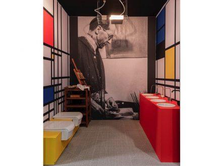 Fima Carlo Frattini: Piet Mondrian.