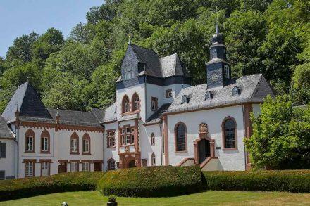 Schloss Dagstuhl in Wadern, Saar.