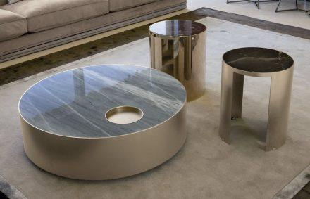 "Longhi: table ""Sun""."