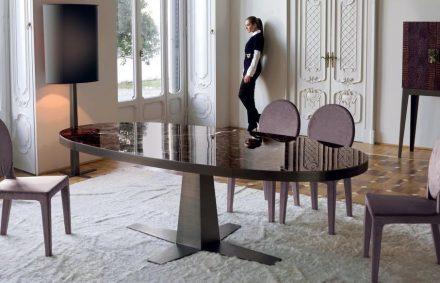 "Longhi: table ""Rim""."