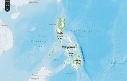 The Philippines.