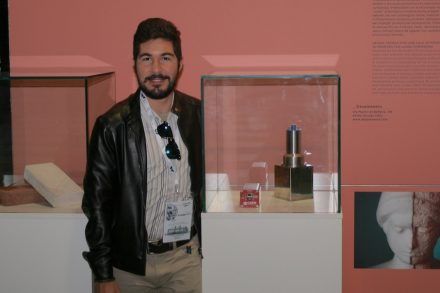 "Luigi Carmignani presented his detector named ""ZaNai"" for the CGT Group."