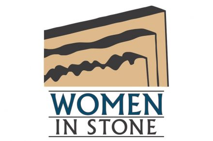 Logo of Women in Stone, Natural Stone Institute.