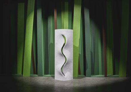 "Cynthia Sah: ""Wave's Passage""."