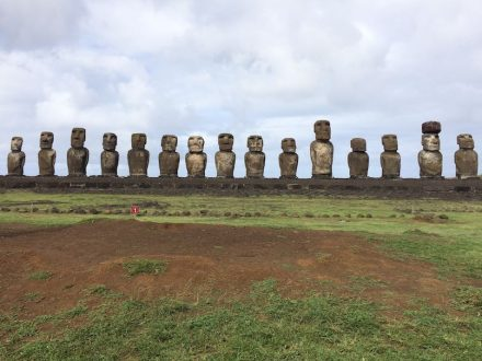 "Mysterious stone statues on Easter Island. Photo: Camill1336 / <a href=""https://commons.wikimedia.org/""target=""_blank"">Wikimedia Commons</a>"