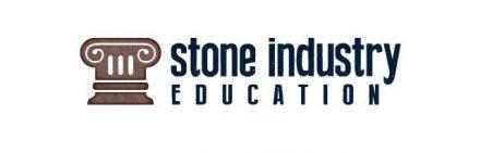 Logo Stone Industry Education.