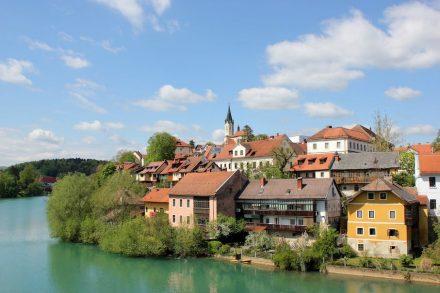 "Novo Mesto. Photo: Julian Nyca / <a href=""https://commons.wikimedia.org/""target=""_blank"">Wikimedia Commons</a>"
