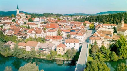 Novo Mesto. Foto: G-Production