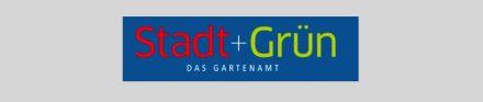 Logo der Zeitschrift Stadt+Grün.