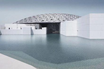 Architekt Jean Nouvel: Louvre Abu Dhabi.