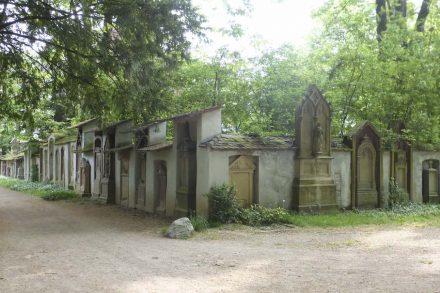 Alter Friedhof in Freiburg. Quelle: Deutsche Stiftung Denkmalschutz/Wegner