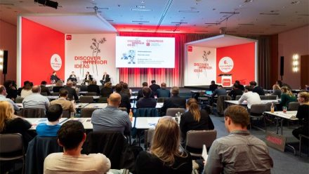 E-Commerce-Congress at IMM Cologne.