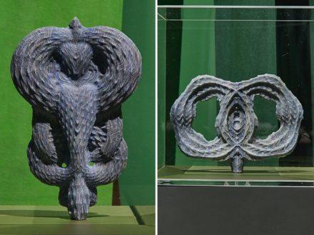 """Raffaello Gaiotto: """"Symmetric""""."""