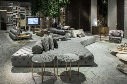 "Roberto Cavalli Home Interiors: ""Ragali""."