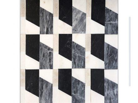 Ateliers Zelij, designer Samir Mazer: Stone & Terrazzo collection.