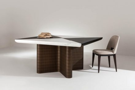 "Laurameroni Design Collection, Cesare Arosio: ""Infinity""."