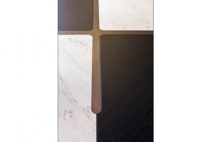 "Laurameroni Design Collection, Cesare Arosio: ""Infinity""."