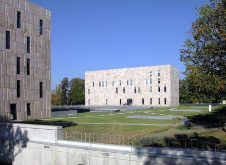 "Sächsische Landesbibliothek -  Staats- und Universitätsbibliothek. Foto: Jörg Blobelt / <a href=""https://commons.wikimedia.org/""target=""_blank"">Wikimedia Commons</a>"