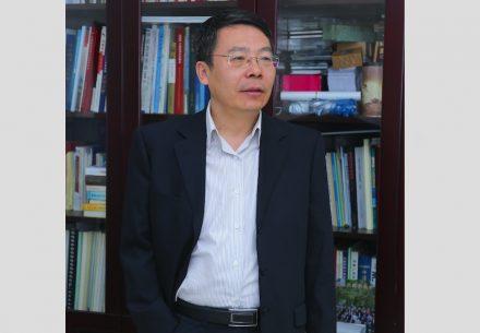 Chen Guoqing, Präsident des chinesischen nationalen Steinverbandes CSMA. Foto: CSMA