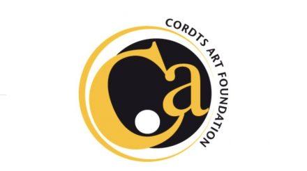 Logo der Cordts Art Foundation.