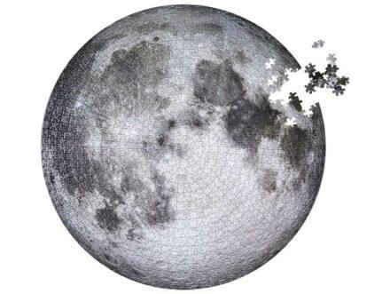Mond-Puzzle. Foto: Fourpointpuzzles