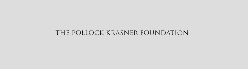 Logo of the Pollock-Krasner Foundation.