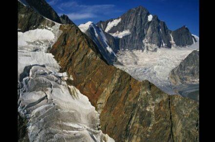 Der Finsteraarhorn in der Schweiz. Foto: Bernhard Edmaier