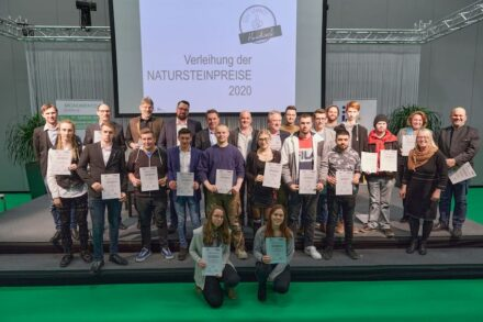 Group photo of all winners of this year.