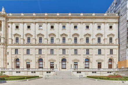 Vienna Hofburg.