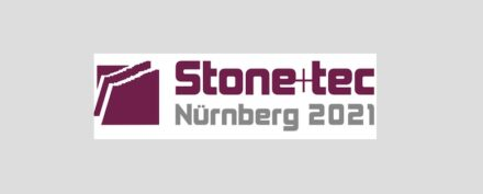 Stone+tec 2021 will take place from May 12 to 15, 2021 in Nuremberg, Germany.