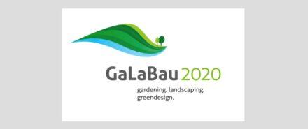 Logo of GaLaBau 2020.