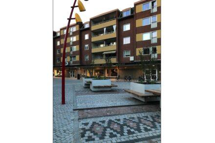 Karlstad's Hagatorget, Sweden.