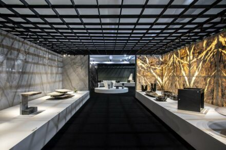 "Exhibition ""Brazilian Stones Original Design""."