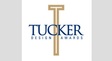 The logo of the Tucker Design Awards.