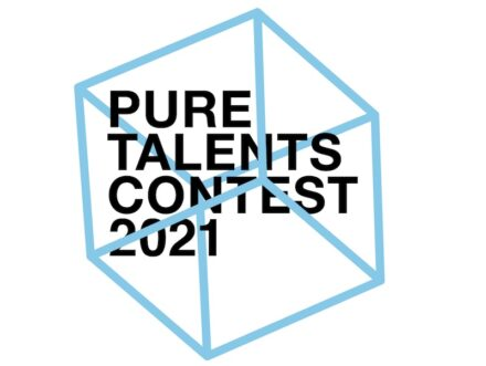 Logo des Pure Talents Contest 2021.