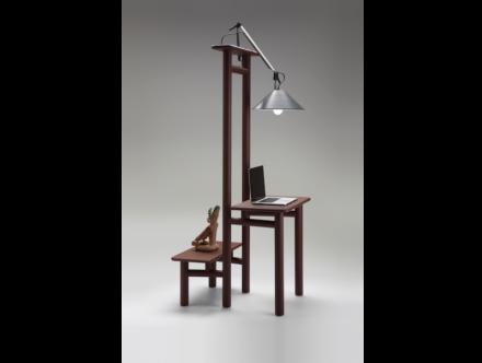 """Pure Talents Contest 2020: Giuseppe Arezzi, """"Binomio"""", das hybride Möbelsystem erfüllt eine Vielzahl von Alltagsfunktionen."""