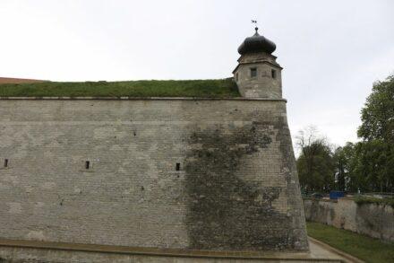 Die Bastion Hauptwache der Festung Wülzburg. Foto: Deutsche Stiftung Denkmalschutz / Schabe