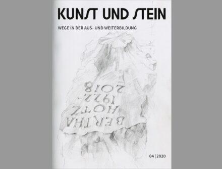 Titelblatt der Ausgabe 4/2020 der Zeitschrift.