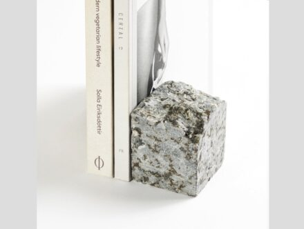 Lundhs, Real Stone: Bookends.
