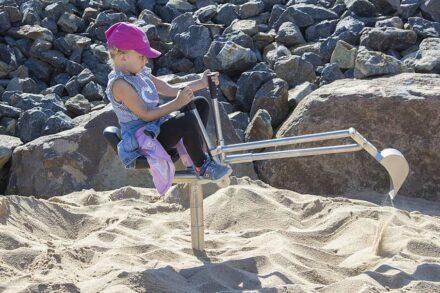 """""""Sandbagger"""", mit hohem Verständnis für die Besonderheiten dieser Technik betrieben."""