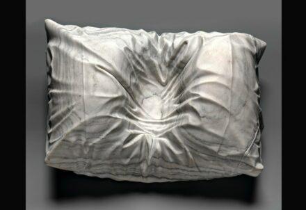 "Sebastian Martorana, ""Impressions, 2008"", marble, Smithsonian American Art Museum."