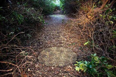 James Brunt: Land-Art.