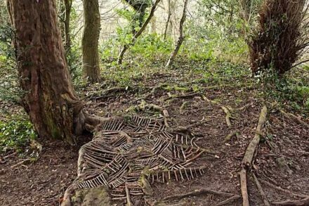 James Brunt: land-art.