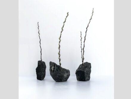 """Larvik Vase"" von Kaja Dahl (2019)."