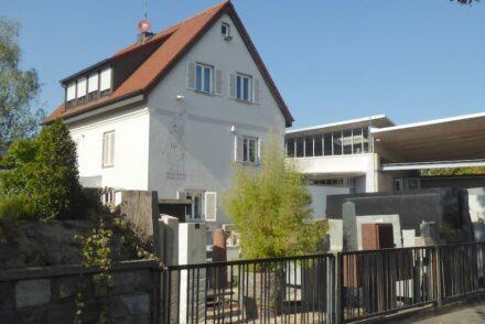 Sitz der Firma Steinmetz Brenner GmbH in Augsburg.