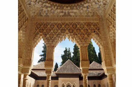 Muqarnas at the Lions' Courtyard at the Alhambra in Granada. Photo: University of Granada