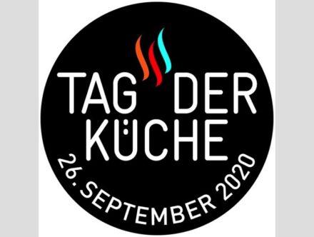 """Logo des """"Tags der Küche"""" 2020."""